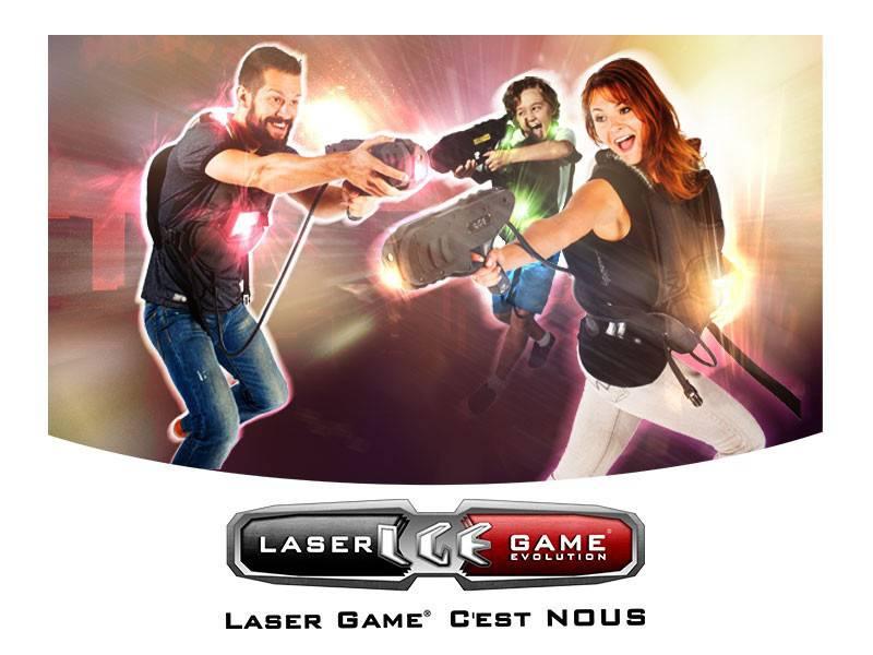 Laser Game Varennes (Non Privatif)