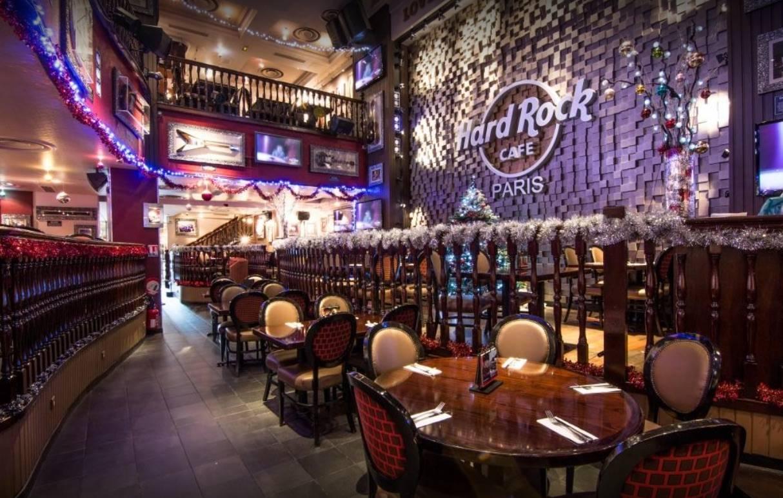 Hard Rock Café Paris (Non Privatif)