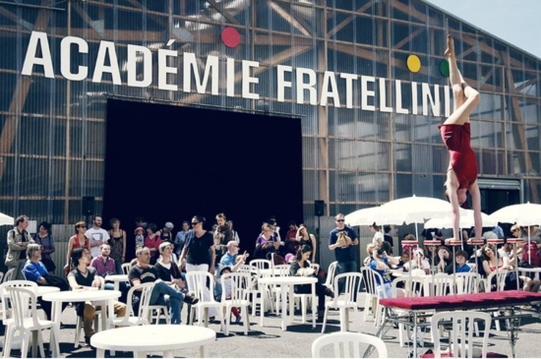 L'Académie Fratellini (goûter)