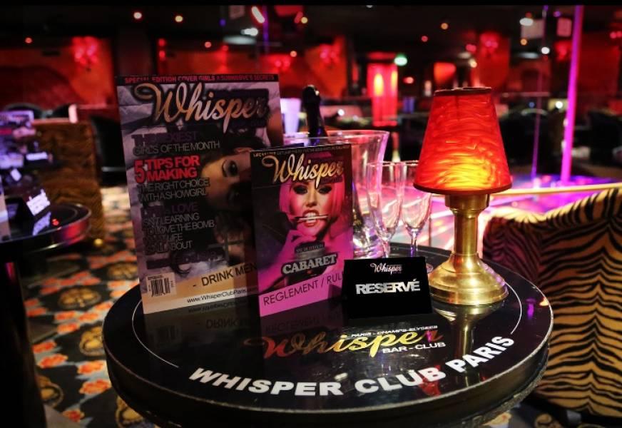 Le Whisper