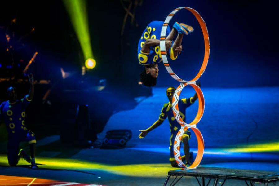 Le Cirque Phénix (goûter)