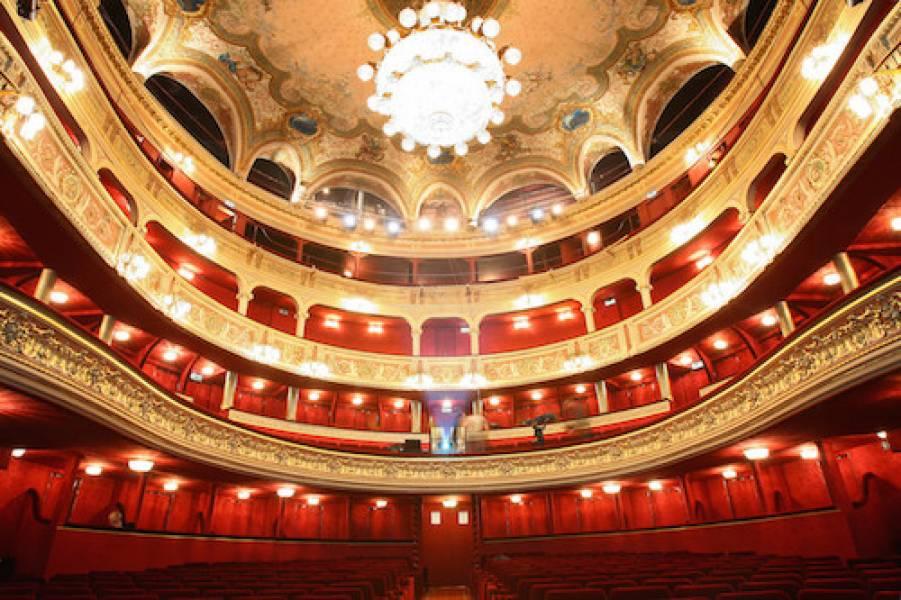 Le Théâtre des Variétés (Combo)
