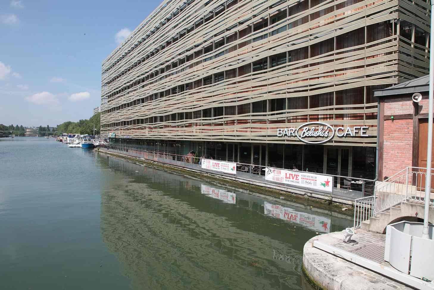 Belushi's Canal