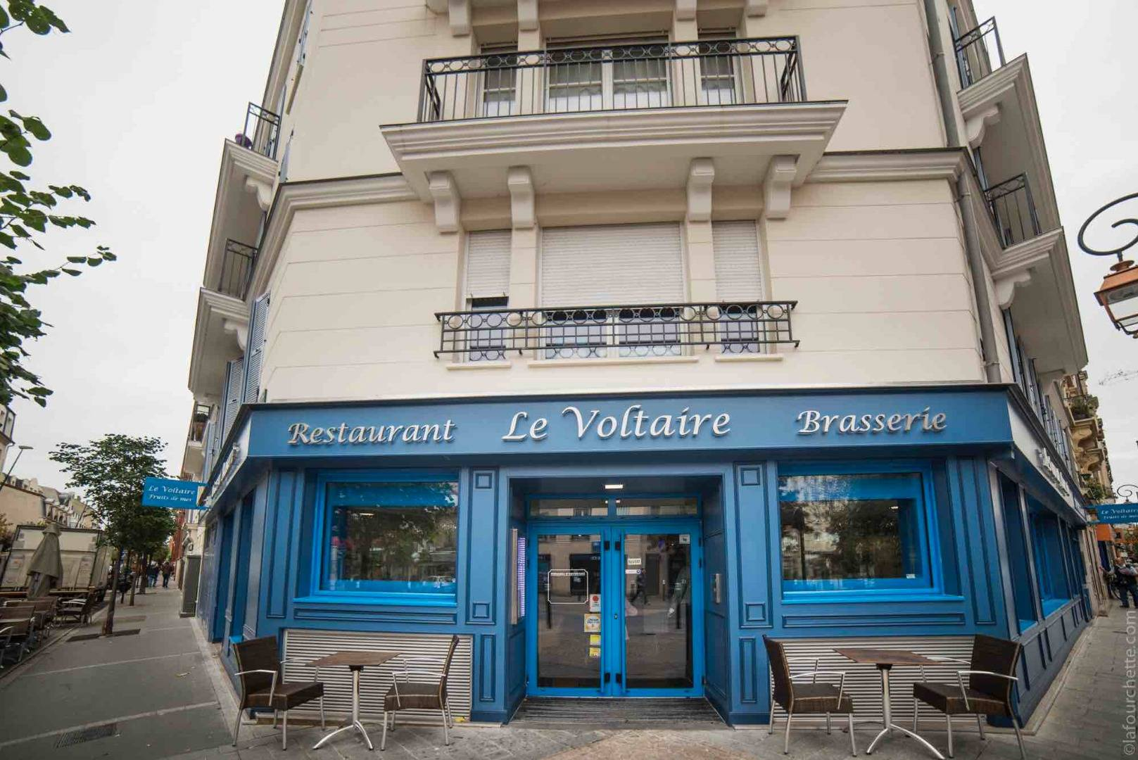 Le Voltaire