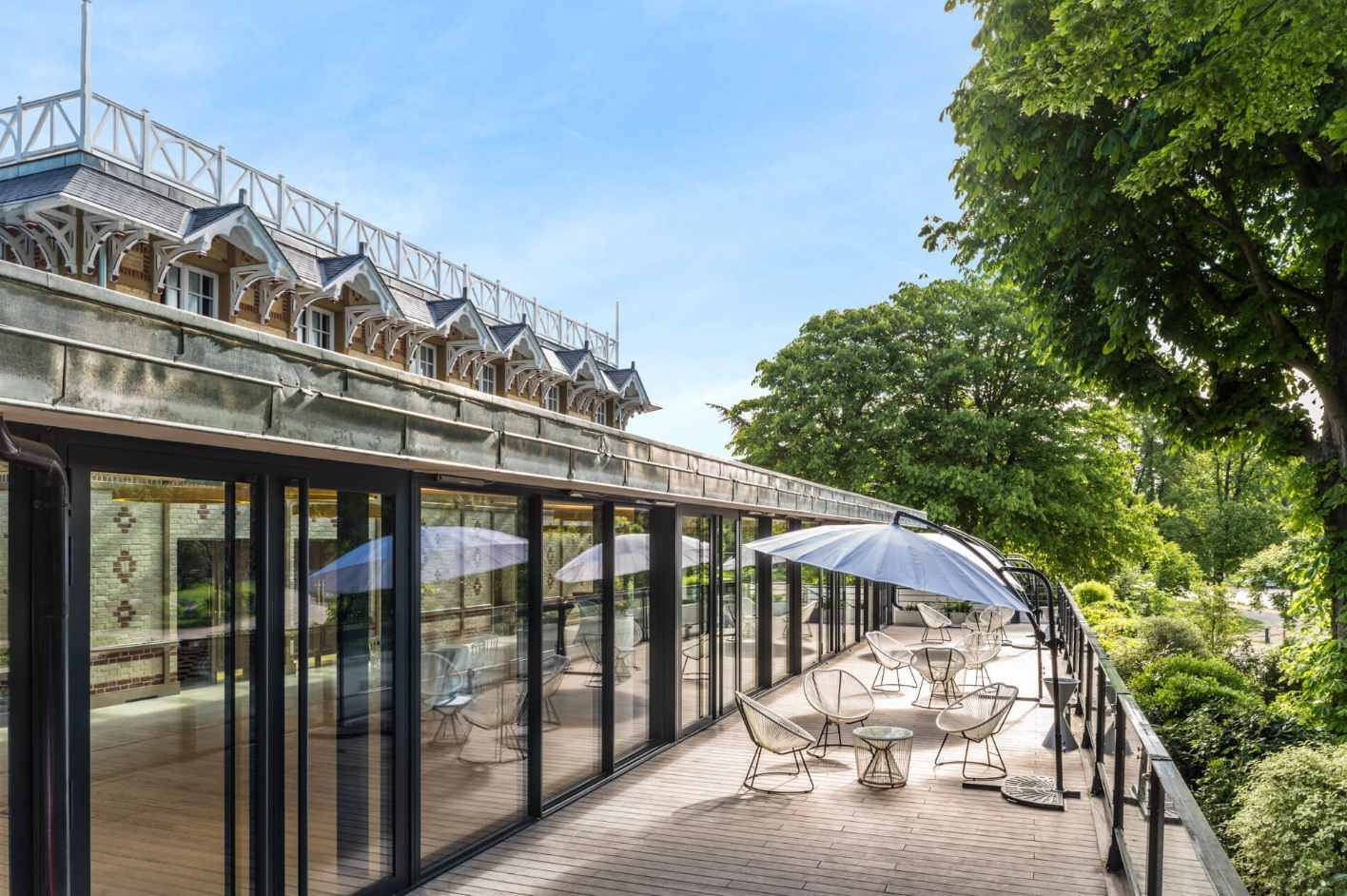 Le Pavillon Royal (Professionnel)