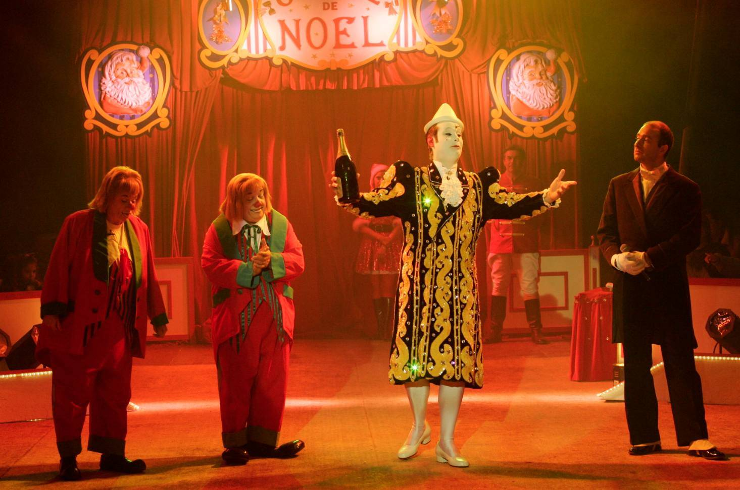 Cirque de Noël Christiane Bouglione (sachets)